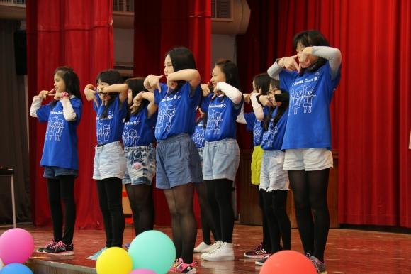 105親職日--異國舞蹈